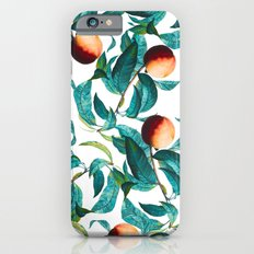 Fruit and Leaf Pattern iPhone 6 Slim Case