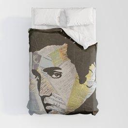Elvis «Love Song» Comforters
