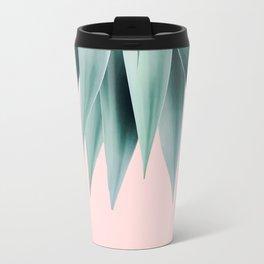 Agave fringe - blush Travel Mug