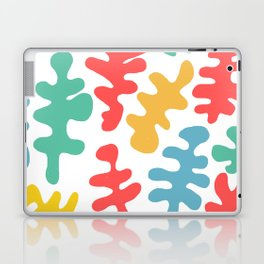 coral by the sea Laptop & iPad Skin