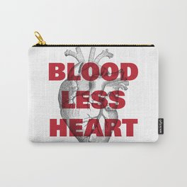 Bloodless Heart Carry-All Pouch