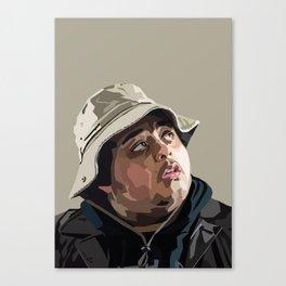 Alex Wiley Canvas Print