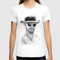 django T-shirts featuring Django by Andy Christofi