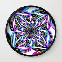 ornate Wall Clocks featuring Ornate by David  Gough