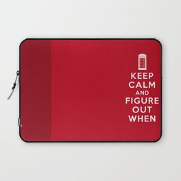 Keep Calm and Figure Out When Laptop Sleeve