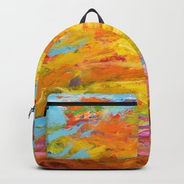 Field of Clouds Backpack