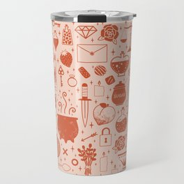 Love Potion: Valentine Travel Mug
