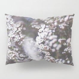 The Smallest White Flowers 01 Pillow Sham
