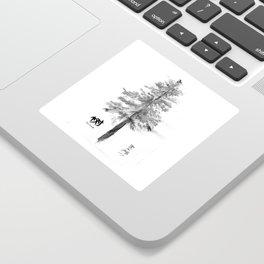 The Tree Sticker