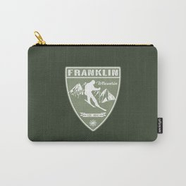 Ski Franklin Wisconsin Carry-All Pouch