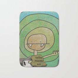 Pgkhlf from Cerchiks (Bass) Bath Mat