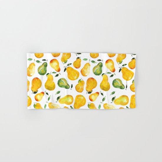 Sweet pears Hand & Bath Towel