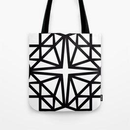 Estrella de copito Tote Bag