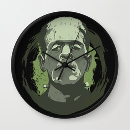 Horror Monster | Frankenstein Wall Clock