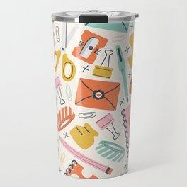 Stationery Love Travel Mug
