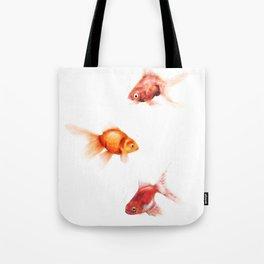 Peces Tote Bag