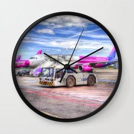 Wizz Air Aircraft Wall Clock