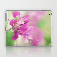 Chase Your Wildest Dreams Laptop & iPad Skin