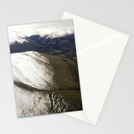 Queenstown Mountains Stationery Cards