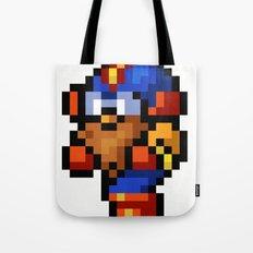 Final Fantasy II - Cid Tote Bag