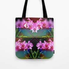 Charming Orchids Tote Bag