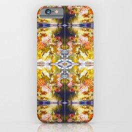 Marigold Photographic Pattern #1 iPhone Case