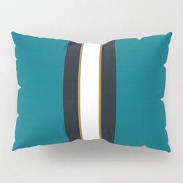 Jacksonville Football Pillow Sham