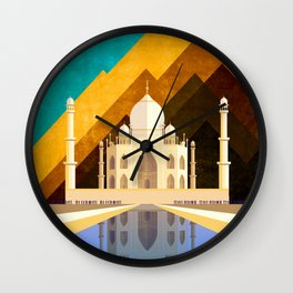 Nature of knowledge Wall Clock