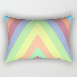 triangles2. Rectangular Pillow