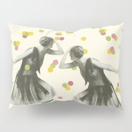 Dance : Gemini Pillow Sham