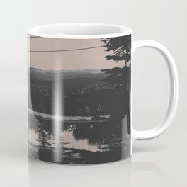 Muddy Pink Coffee Mug