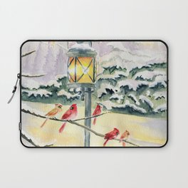 Winter Song 3 Laptop Sleeve