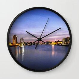 Spree Wall Clock