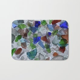 Seaglass Bath Mat