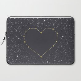 Heart Constellation Laptop Sleeve