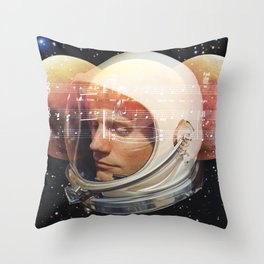 STARDUST Throw Pillow