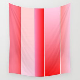 Pink Color Wall Tapestry
