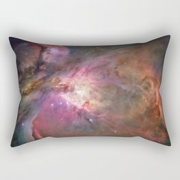 Orion Nebula M42, NGC 19 (High Quality) Rectangular Pillow