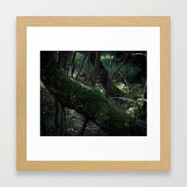 deeper Framed Art Print