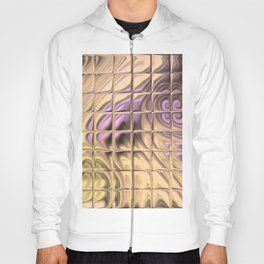 Square Glass Tiles 199 Hoody