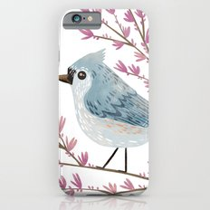 Tufted Titmouse iPhone 6s Slim Case