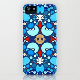Exxadgua Multiplied iPhone Case