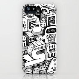 l'Arche iPhone Case