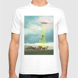 They too love horses T-shirt