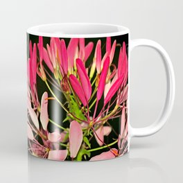 Pink Spiky Coffee Mug