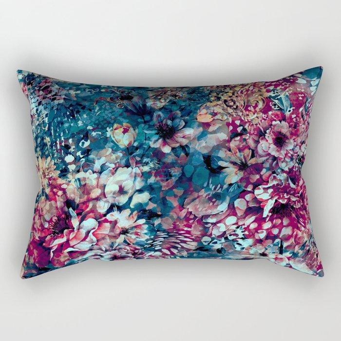 Surreal Garden Rectangular Pillow