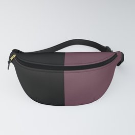 Color Block Abstract IV Fanny Pack