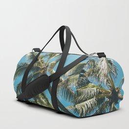 Kuau Palms Paia Maui Hawaii Duffle Bag
