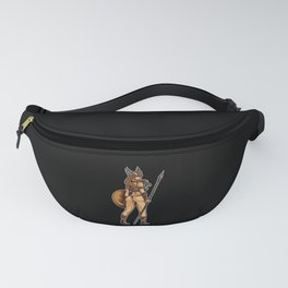 Sexy Valkyrie | Viking Norse Mythology Warrior Fanny Pack