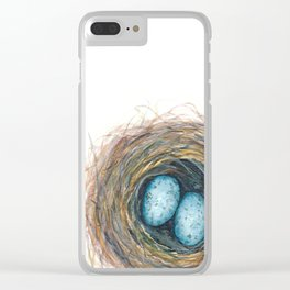 Nest Clear iPhone Case